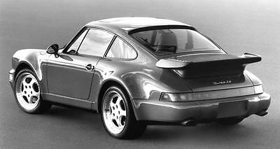 1994 Porsche 911 Turbo Factory Photo u2640-MFMT63