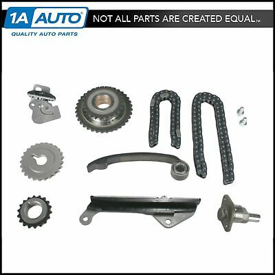 9 PIECE TIMING Chain Tensioner Guide Kit Set For Nissan Juke