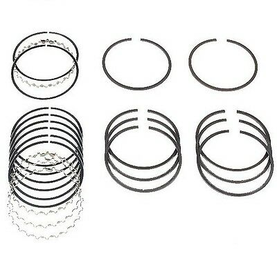 Engine Piston Ring Set Grant Fits Nissan 280ZX 12033P9010STD