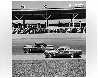 1967 Plymouth Sox & Martin GTX Super Stock Drag Automobile Photo Poster zu1351-L