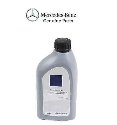 Mercedes Power Steering Fluid 1 Liter OE Supplier 000 989 88 03 / Q 1 46 0001