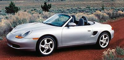 2000 Porsche Boxster Factory Photo u2698-4MW7RE