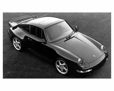 1996 Porsche 911 993 Turbo Factory Photo u2723-8VAUTX