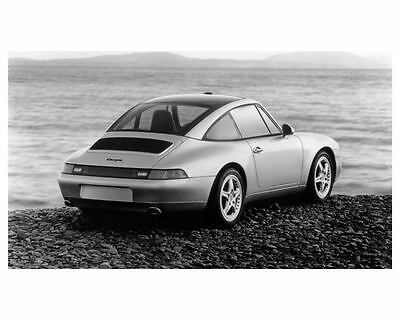 1996 Porsche 911 993 Carrera Targa Factory Photo u2728-HFKLWB