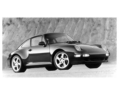 1997 Porsche 911 993 Carrera 4S Factory Photo u2758-EYUAMU