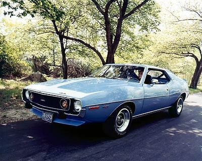 1973 AMC Javelin AMX Factory Photo u2892-MPTIPM