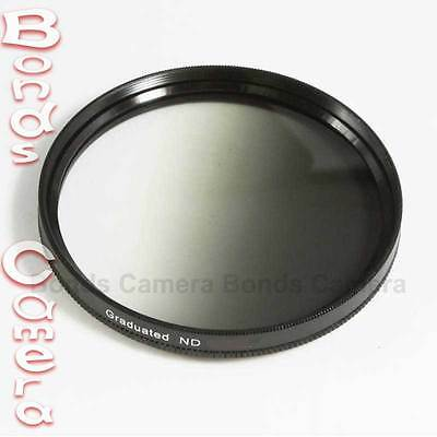 77 mm 77mm M77 Graduated Neutral Density Grey ND Filter for DSLR SLR camera