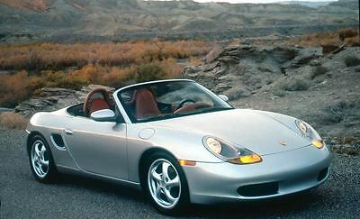 1997 Porsche Boxster Automobile Photo Poster zu2739-FU7NTP