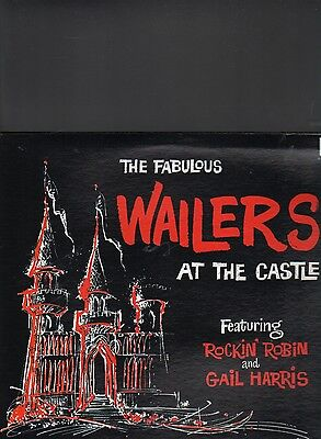 WAILERS - at the castle LP