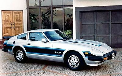 1979 Datsun 280ZX 280ZXR Factory Photo u3530-ZEUE1A