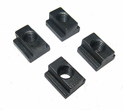 """Rdgtools Set 1/2"""" Tee Nuts For Rotary Table / Machine / Clamping Kits"""