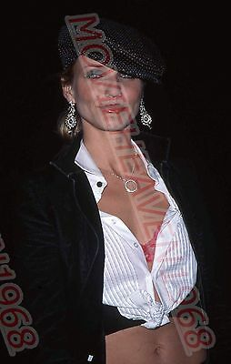 Cameron Diaz 35Mm Slide Transparency Negative Photo 4743