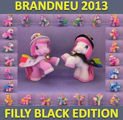 Filly Witchy Magic Black Special Edition 2013 alle 27 Fillys mit Leuchtumhang