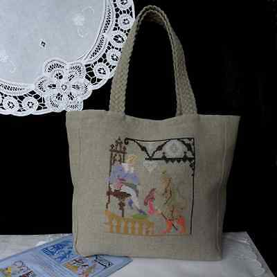 """One of a Kind""  Embroidered Tote - Bag"