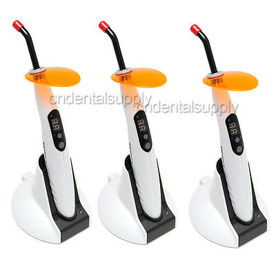 3 Dental Curing Light Lamp Lámpara Fotocurado Polimerizar  SKYSEA-T4