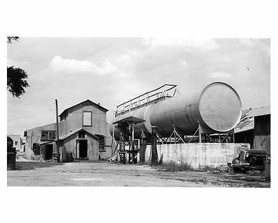 1941 Pure Oil Gas Station Factory Photo Wallace NC ch2337