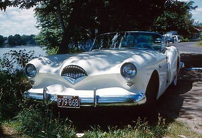 1954 Kaiser Darrin Photo u7772-CC3KTD