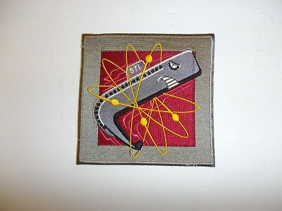 b3021 Cold War US Navy Submarine Patch USS Nautilus SSN 571 IR34C