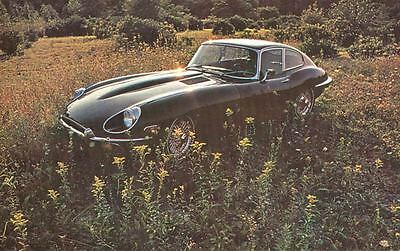 1971 Jaguar XKE Coupe Automobile Photo Poster zu6582-WLKOMF