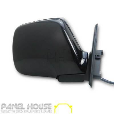 NEW Toyota 80 Series Land Cruiser '90-'97 Black Door Mirror Right RHS Electric