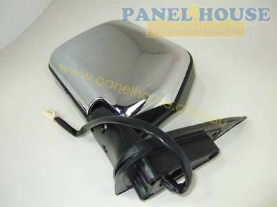 Toyota Hilux 01 - 05 Chrome Electric Door Mirror Right Hand Brand New