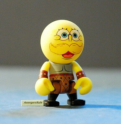 Spongebob Squarepants & Friends Trexi Mini Figures Viking Spongebob