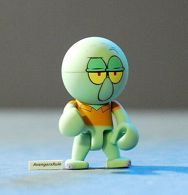 Spongebob Squarepants & Friends Trexi Mini Figures Squidward Tentacles