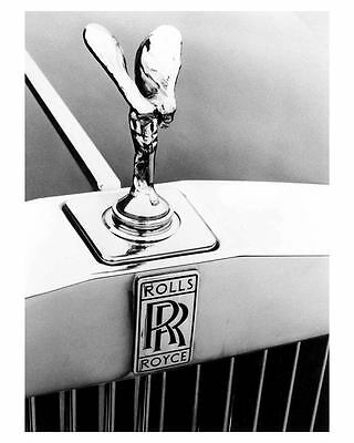 1979 Rolls Royce Flying Lady Photo Poster zu8594-NGV5R8