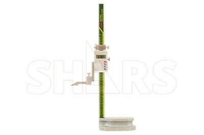 Shars 12'' 300Mm Digital Electronic Inch Metric Height Gage New