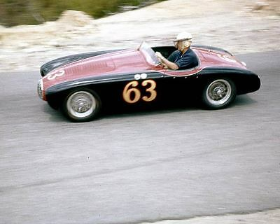1954 ? Osca Maserati Race Car Photo Thompson u9285-BX8MUU