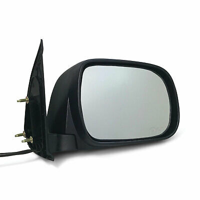 Toyota Hilux 2005 - 2011 Door Mirror Black Electric Right Hand Brand New