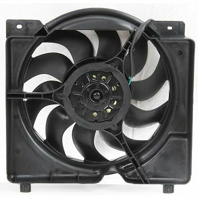 New Cooling Fan Assembly Jeep Cherokee 1997-2001 CH3115106 52028337AC
