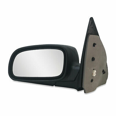 Door Mirror Black Electric LEFT Hand LH to fit AU BA BF Falcon 1998-2008 Ford