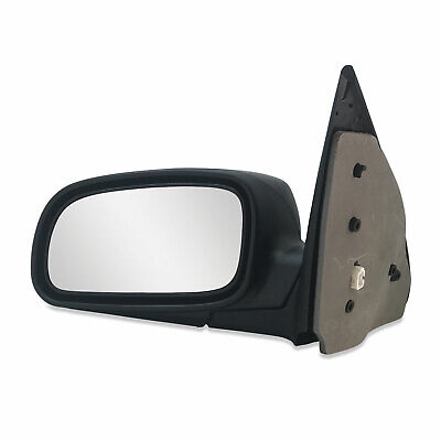 Ford BA Falcon 02 - 05 Black Electric Left Hand Door Mirror Brand New