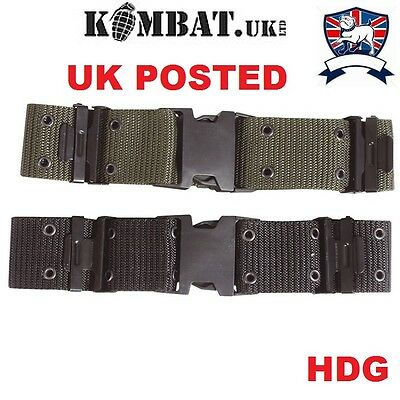 British Army Military Quick Release Belt -Pouch Tactical Assault Sas Ta Cadet Sf