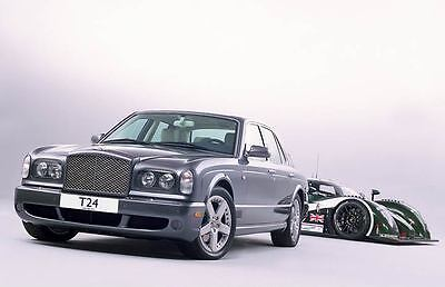 2004 Bentley Arnage T24 & Speed 8 Factory Photo m119-ZS41QB