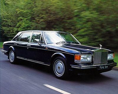 1994 1995 Rolls Royce Flying Spur Factory Photo m1255-GD7PCT