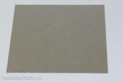 Microwave Oven Universal Mica Wave Guide Cover Sheet 150mm x 150mm, Cut To Size
