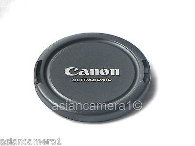 Snap-on Front Lens Cap Dust Cover For Canon EF-S 15-85mm f/3.5-5.6 IS USM Lens