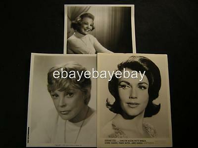 Assorted Actresses VINTAGE 6 Movie PHOTO LOT 28S