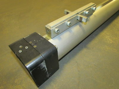 Hoerbiger-Origa P128-S/25X118-BM Rodless pneumatic Air Cylinder 118 inch Stroke