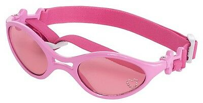 SUNGLASSES FOR DOGS - K9 OPTIX by Doggles - PINK LENSE WITH PINK FRAME - MEDIUM