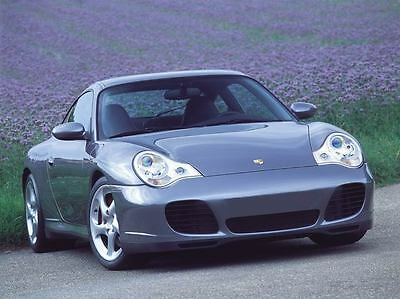 2002 Porsche 911 996 Carrera 4S Factory Photo m191-AC6DJM