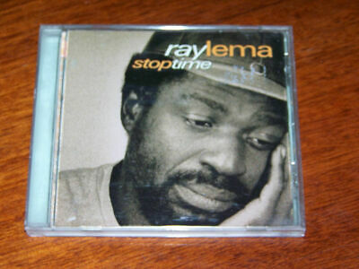 """""""Stop Time"""" Ray Lema *RARE & EXCELLENT* 1997 Jazz CD"""