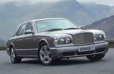 2004 Bentley Arnage T Automobile Photo Poster zm116-IDVXDM