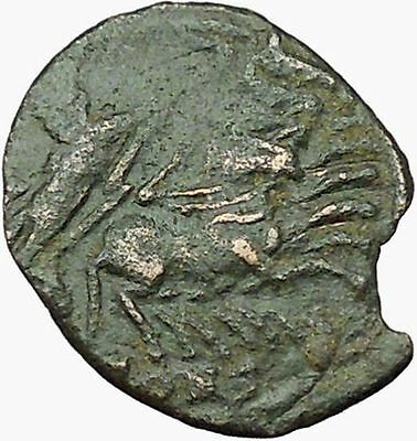 Constantine I the Great Heaven Chariot  Christian  Deification Horse i35414