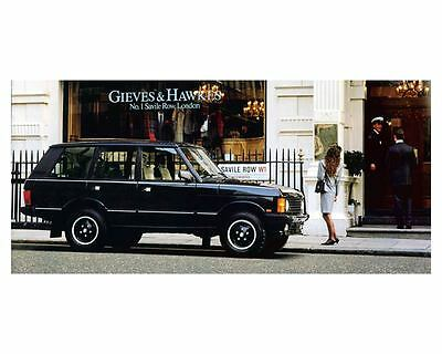 1989 Range Rover County Photo Poster zm1835-QDRN7H