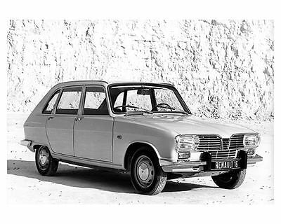1969 Renault 16 Automobile Photo Poster zm2081-LAU16B
