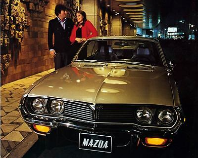 1973 1974 Mazda RX4 Automobile Photo Poster zm2116-NCDD6X