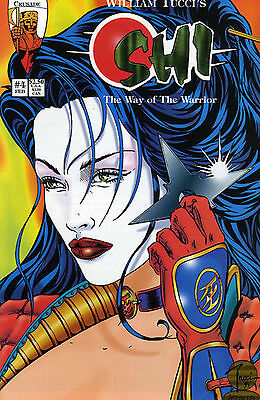 Shi: The Way Of The Warrior # 4 - Comic - 1995 - 8.5